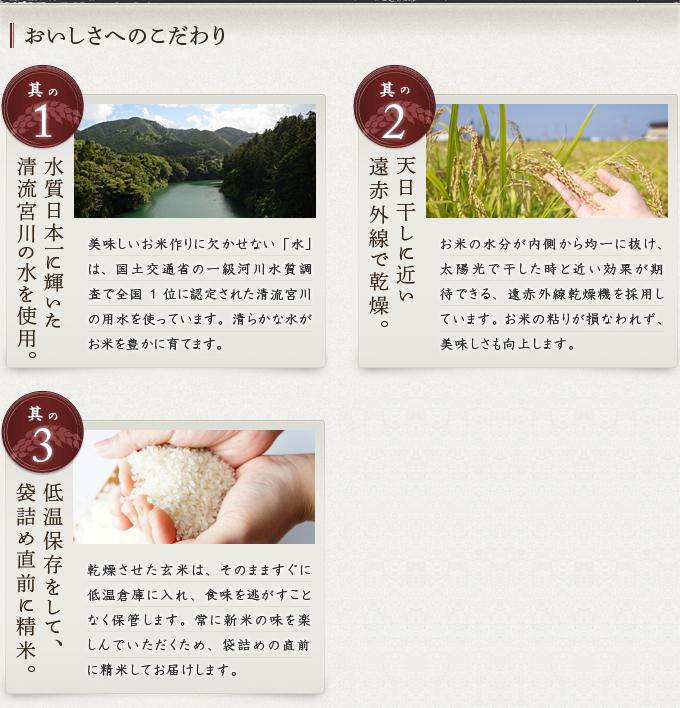 明和町産 こしひかり 10kg | お米の小林農産 安心・安全産地直送 ...